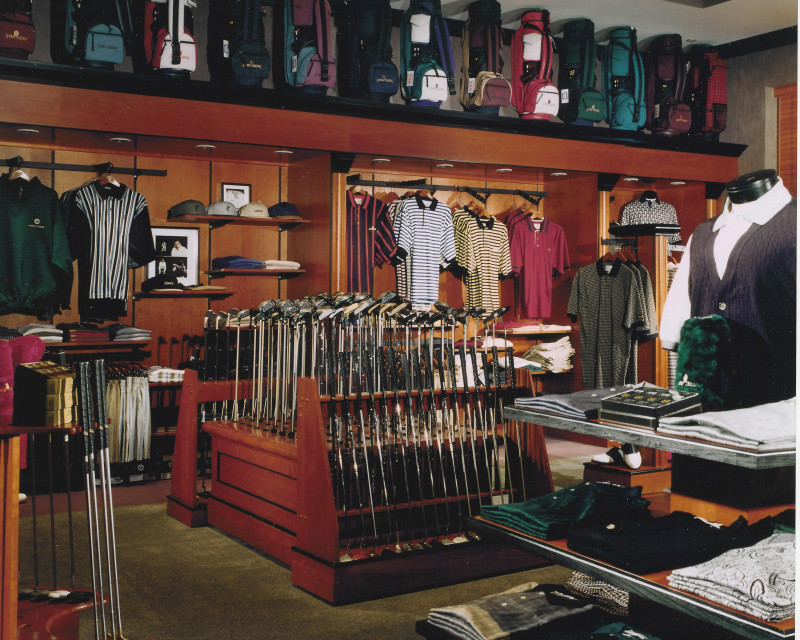 Sand Creek - Golf Shop