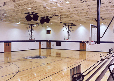 Our Lady of the Woods - Gymnasium